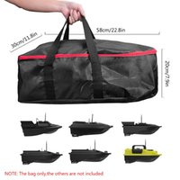 Fishing Accessories Carry Bag For Finder Bait Boat Water Repellent Storage Bags