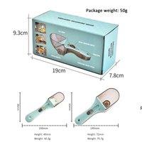 Выпечка кухонный инструмент для выпечки Регулируемая измерительная ложка измерительная ложка чашки совок набор пластиковых измерительных наборов DHD6859