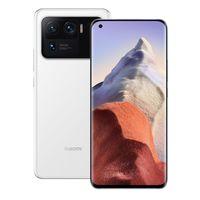 Оригинальные Xiaomi Mi 11 Ultra 5G мобильный телефон 8 ГБ ОЗУ 256 ГБ ROM Snapdragon 888 OCTA CORE 50.0MP AI Android 6,81 дюйма полноэкранного отпечатков пальцев ID Face 5000mAh Smart Cillphone