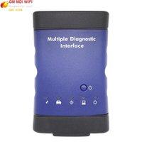 EST GM V2021.04 MDI Interfaccia diagnostica multipla OBD2 WiFi Scanner USB Auto Auto Tool @ 9 Strumenti