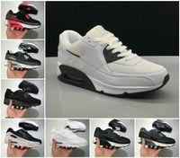 Высочайшее качество 90s спортивная обувь дешево 90 мужчин женщин черный белый инфракрасный rankaft Royal denham кроссовки классические дизайнеры обуви открытый вскользь тренеры размером 36-46