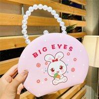 Özel etiket çocuk çanta saç aksesuarları kızlar firkete setleri başlıklar saç klipleri prenses bebek takı setleri hediye kutuları