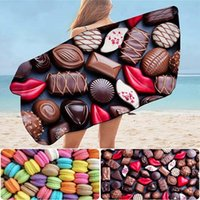 Elegant Comfortable Breathable Beach Towel Female Silk Printed Long Skirt Wrapped Bikini Covered Sunscreen Blanket