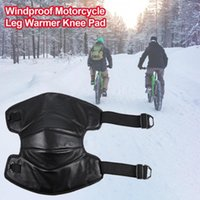 Motorcycle Armor Windproof Leg Warmer Knee Pad Guards Pads Long Compression Sleeves Braces Protective