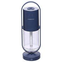 미니 휴대용 공기 가습기 200ml 초음파 아로마 에센셜 오일 디퓨저 USB 멋진 안개 제조 업체 청정기 Matherapy 자동차 홈