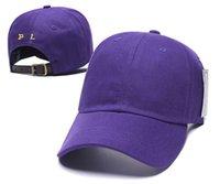 PL Hats Мода Бренды Лето на открытом воздухе Спорт Cap Мужчины Женщины Хип-хоп Snapback Костяная Гольф Визуализация Шляпа Casquette Gorras Бейсбол Дышащие крышки