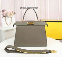 Designer Handtassen Fend I Women Luxe Bag Hoge Kwaliteit Mode One-Shoulder Messenger Mother and Child Cowhide Afneembare Wide Shoul HH
