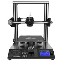 Printers Geeetech A20 3D Printer With 255×255×255mm Build Volume And Break-resuming Capability, Quick Assembly DIY Kit