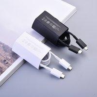 100W نوع C كابل 5A 100CM PD سريع شحن أسلاك البيانات USB-C إلى خط USB C ل Galaxy S20 Fe Note 20 Ultra S10 Plus
