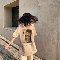 Men's T-Shirts SONG FOR THE MUTE T-shirt Men Women 1:1 Quality Tops Tee T Shirt Clothing Harajuku