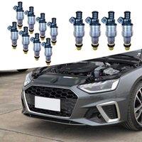 Auto Robuste 8 stücke Hohe Qualität Kraftstoffinjektor Düsenverbinder Set 0280150558 Effizielle Ölsprühdüse Professionelle