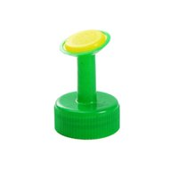 3 Colors Plastic Watering Sprinkler Watering Flower Sprinkler Watering Can Head Gardening Potted Vegetable Growing Tools OOD5623