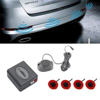 16.5MM Rotate Radars Car Video Parking Sensor Black Reverse Backup Ra-Dar Detector System Rear View Cameras& Sensors