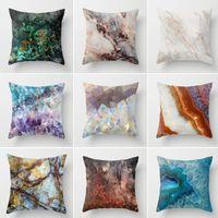 Pillow Case Color Geometric Pattern Hug Pillowcase Living Room Sofa Decorative Cushion Cover Bed Decorations Car Seat Waist