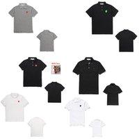T-shirts pour hommes de haute qualité, tops pour femmes, impression de broderie d'amour, couples décontractés, hommes et femmes avec le même style CJ0401