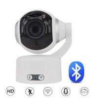 Wi-fi Security Camera 1080p 2mp With Bluetooth Speaker PTZ Wireless Camara IP Wifi Mini CCTV Surveillance Kamera Cameras