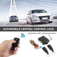 Alarm & Security Car Remote Lock Locking Kit Central Door Keyless Entry System 410 T102 Outdoor Anti-resistance Repairing Parts