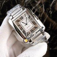 36 mm Fecha W5310008 Relojes Dial blanco MIYOTA 8215 Reloj automático para hombre Brazalete de acero inoxidable Deporte Hola de alta calidad Hello_Watch