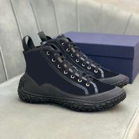 Männer Frauen B28 Casual Schuhe schwarz Schrägdruck Stickerei Leinwand Schuh Marke Klassische hochkarätige Plattform Sneakers Mode Atmungsaktive Trainer