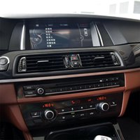 Aria condizionata Vent Spating Trim Sticker per BMW 5 Series F10 2011-2017 01