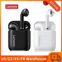 Lenovo LivePods LP2 Wireless Kopfhörer Bluetooth 5.0 Kopfhörer Stereo-Rauschunterdrückung IPX5 wasserdichte Tws-Ohrhörer Berühren Sie die Kontrolle