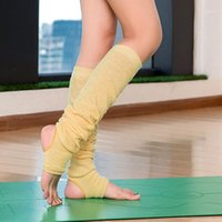 Women Socks Leg Warmer Spring Summer Wear Thigh High Stocking for Adult Woman Thin Breathable Dance Pilates Training Long Socks1