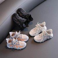 Atletik Çocuk Ayakkabı Sneakers Tuval Kız Ayakkabı Sonbahar Çocuk Yumuşak Taban Rahat Moda Erkek Jöle Açık Koşu B6824