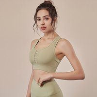 Women's Tanks & Camis Women Patchwork Sports Bras Autumn Winter Hollow Out Workout Gym Sexy Crop Top Shockproof Girl Shirts