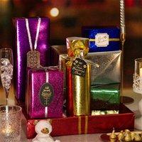 Andere Kunst und Kunsthandwerk Weihnachtsglitter Geschenk Geschenkpapier Metall Massivfarbe Helle Film Hochzeit Geburtstag Blume Verpackung 50 * 70 cm