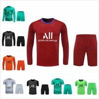20 21 Paris Portero GK Portero Fútbol Jersey 16 Sergio Rico Keylor Navas 1 Nicolas Douchez Alphonse Areola Football Shirt Kits Adultos