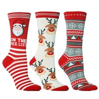 Miękkie puszyste przytulne łóżko skarpetki zima ciepły prezent świąteczny casual xmas dla kobiet i mężczyzn