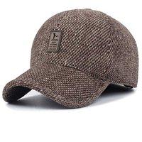 1 PCS Unisex Earflap Baseball Cap Adjustable Snapback Hats For Women Men Hip Hop Trucker Cap Streetwear Dad Hat