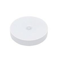 Motion Sensor Nachtlampje USB LED Stap Lighting Stick op Anywhere Wall Magneet Closet Safe Lights for Trap DHL