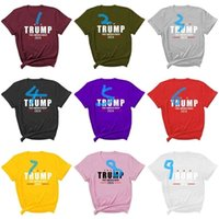 15 ألوان ترامب 2024 الزى المرأة رجل الصيف قمم المصممين القمصان تأخذ أمريكا عرق القميص الرياضة عارضة المحملة أعلى القماش g33vryh