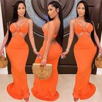 Sexy Kleider Damen Maxi Womens Süße Weibliche Feste Sommer Damen Kleid Farbe Täfelte Schaufel Neck Sleeveless Gestreiftes Kleid Pant Black # PKQ4