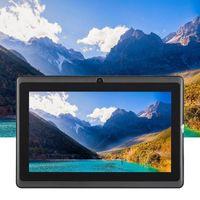 Tablette de taille portable de joueur 7 pouces pour allwinner A33 PC 512MB + 4GB 4.4 Quad Core Q88 Cadm Pad de voiture DVD
