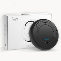 Robot Vacuum Cleaner Sweep&Wet Mop Simultaneously For Hard Floors&Carpet Run About 100mins before Automatically Charge Authentic