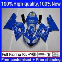 Triumph Daytona600 Daytona 650 CC 600cc 650CC 02-05 03 04 05 Daytona 600 Glossy Blue 2002 2003 2004 2005 2005 ABS BodyWork