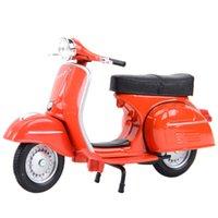 Maisto 118 PIAGGIO Vespa statische statische gegossene fahrzeuge sammeln hobbies motorrad modell spielzeug römische urlaub sammeln geschenke
