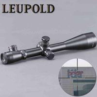 M1 6-24x50 Leupold 전술 광학 소총 스나이퍼 사냥 라이플 스코프 장거리 소총 범위 Airsoft 라이플 스코프