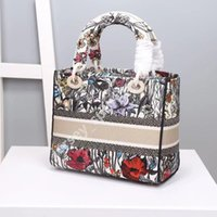 Vannogg 2021 estilo designer bolsa diamante bordado bolsas de lona elegante de alta qualidade diagonal ombro senhora saco 245cm