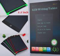 8.5 'LCD-Digital-Schreibtablett-Zeichnungsplatine elektronische kleine Tafel papierloser Büro 8,5 Zoll Handwrit-Tafel mit Einzelhandelspaket