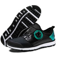 Golf shoes Hot Selling Men Waterproof Spikless Comfort Shoes Sports Outdoor 0908