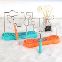 Niños colisión eléctrica choque juguete educación tacto laberinto juego fiesta divertido ciencia experimento juguetes para niños regalo