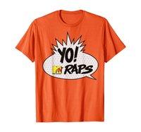 MTV yo! MTV Raps Comic Libro Talk Bubble T-Shirt