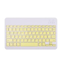 Keyboards Bluetooth Keyboard Charging Tablet Ultra-Thin Portable Universal For 7-8'' 9.7-10.1''