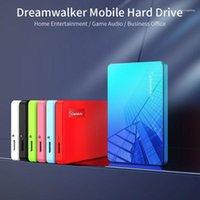 Color HDD 2.5 1TB Dispositivo de almacenamiento del disco duro externo de 1TB para computadora portátil HD 1 TB USB 3.011