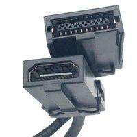 -Compatible type e männlich an eine weibliche Erweiterung Video Audio AV-Kabel für Auto Automotive Verbindungssystem Note 1,5 m Kabel Steckverbinder