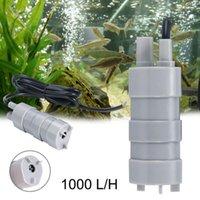 Handwerkzeuge 1 stück taucher wasserpumpe12v camper meerhome technische kunststoffe hohe strömungswalpumpe 1000l / h 5m