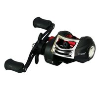 Baitcast Reel AK200 201 Series 18+ 1BB 7. 2: 1High Speed Carret...